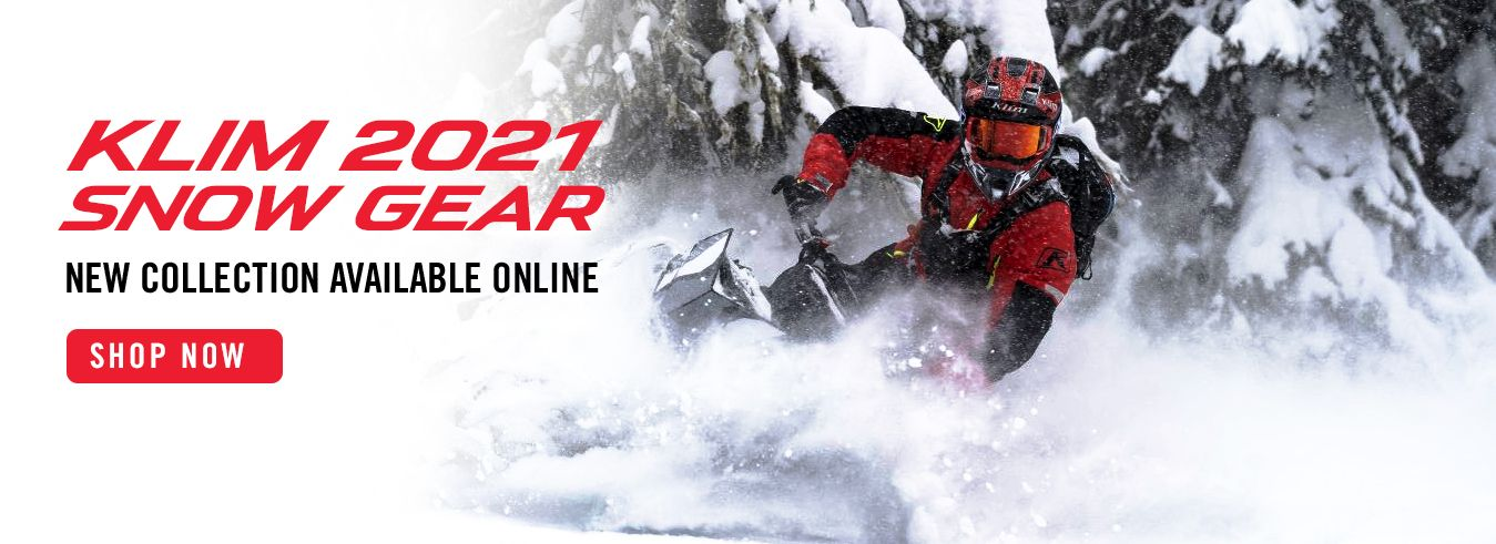 Check out Klim's 2021 Winter Gear
