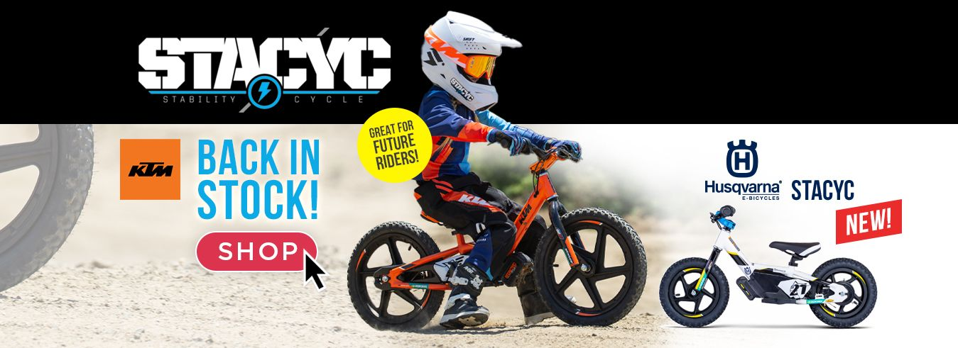 Shop the new StacyC Bikes at GP BIKES!