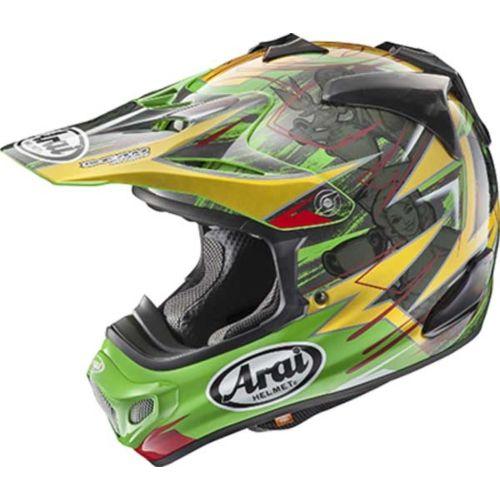 Arai VX-PRO 4 Trophy Girl Green Helmet