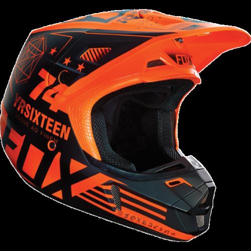 Fox V2 Union Helmet