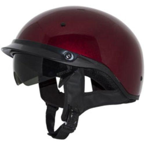 Zox Roadster DDV Solid Half Helmet