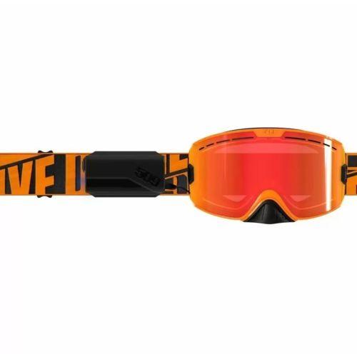 509 Kingpin Ignite Heated Goggle Particle Orange