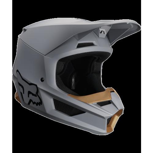 Fox 2019 V1 Matte Off Road Helmets - Solid