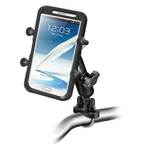 RAM MOUNTS X-GRIP IV WITH HANDLEBAR MOUNT