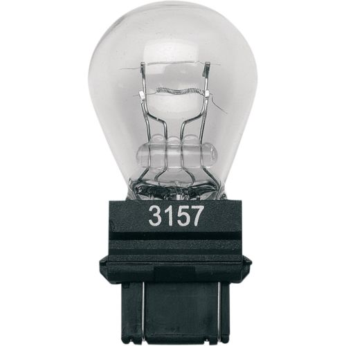 DRAG Specialties Wedge Bulb - Conventional Dual-Filament