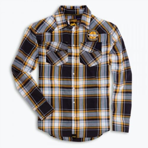 Ducati Scrambler Checkered Shirt