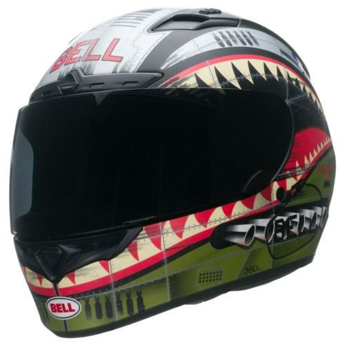 Bell Qualifier DLX Devil May Care Helmet