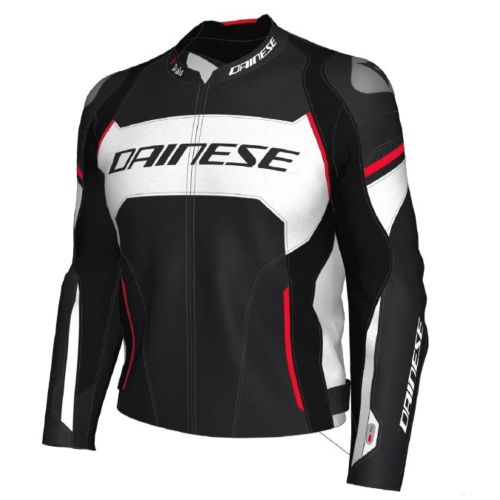 Dainese Racing 3 D-Air Perforated Leather Jacket