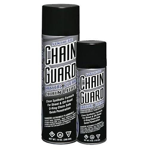 Maxima Synthetic Chain Guard