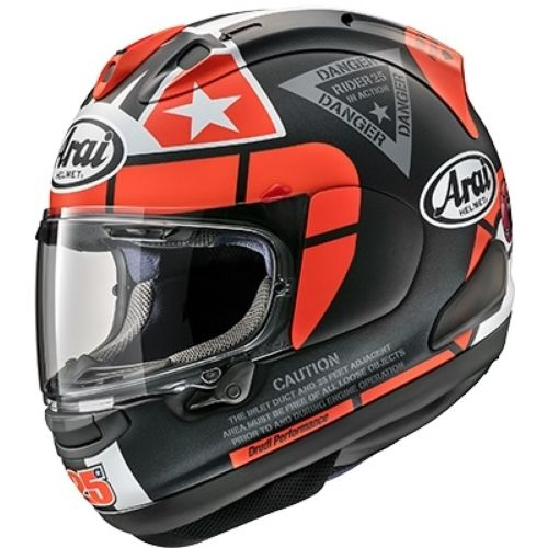 Arai Corsair-X Helmet Vinales-3