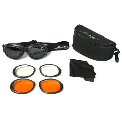 Bobster Cruiser II Interchangeable Goggles