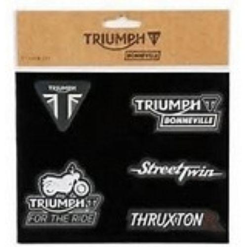 TRIUMPH Bonneville Sticker Set