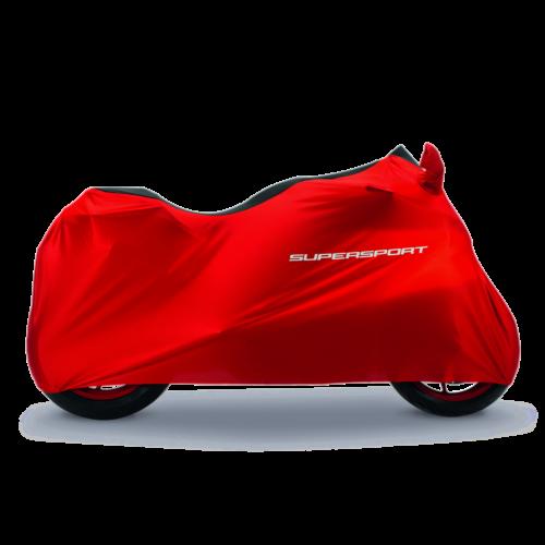 Ducati Supersport Indoor Bike Canvas