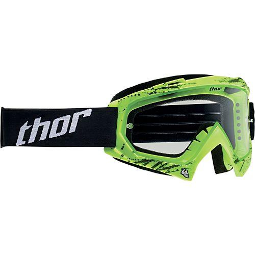 Thor Youth Enemy Splatter Goggle