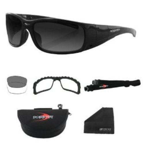 Bobster Gunner Convertible Photochromic Sunglasses
