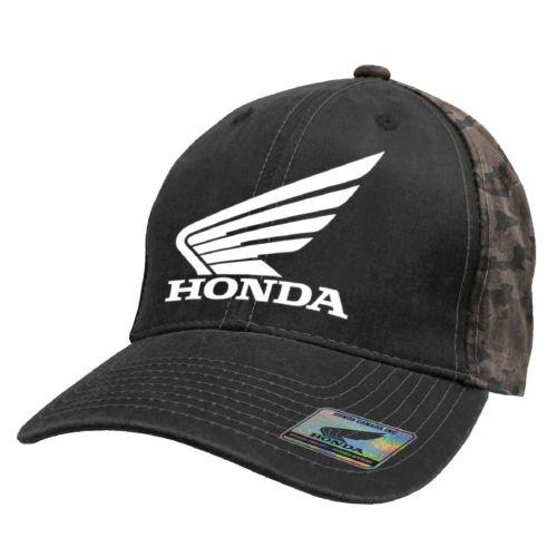 Honda Camo Back Classic Cap