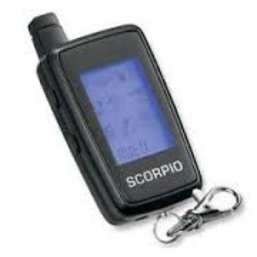 Scorpio SR-I900R Hands Free Security System