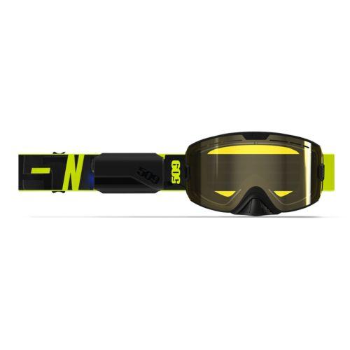 509 Kingpin Ignite Heated Goggle Hi-Vis Black