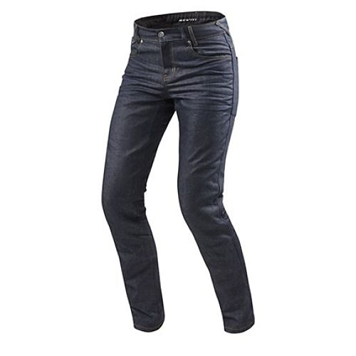 "REV'IT Lombard 2 Regular Fit Jeans 32"" Inseam"