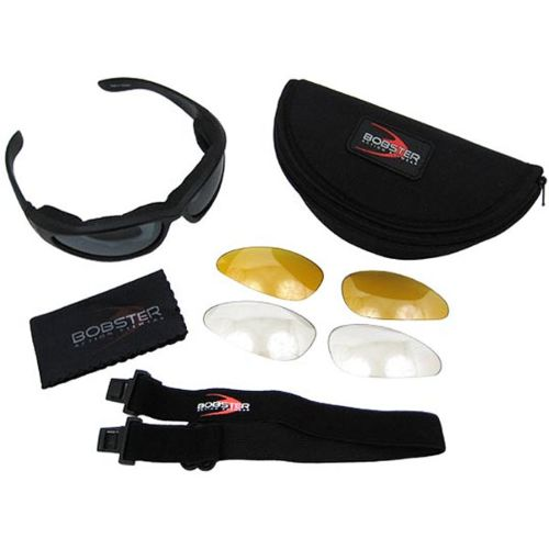 Bobster Low Rider II Convertible Sunglasses/Goggles