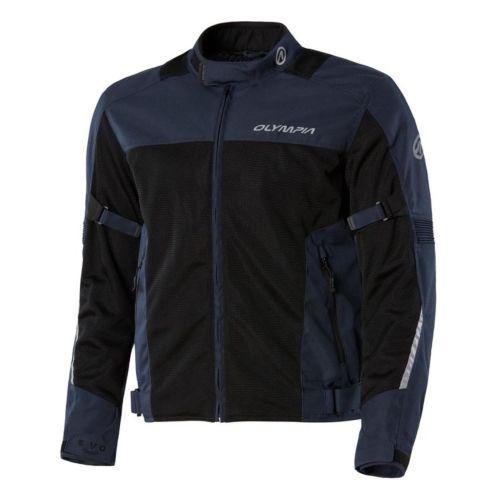 Olympia Dallas Mesh Tech Jacket