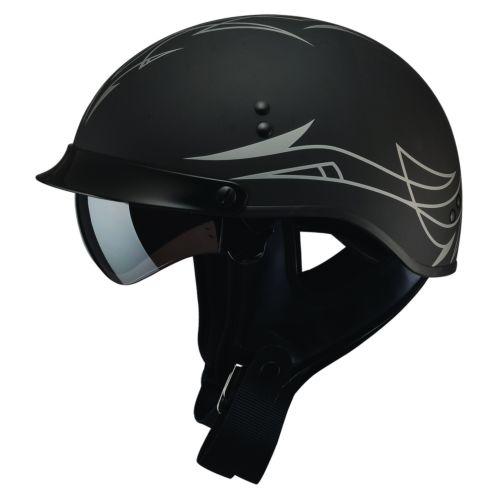 GMAX GM65 Pin Matte Half Helmet