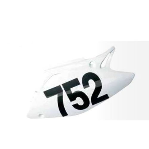 """Factory Effex 4"""" Pro Numbers"""
