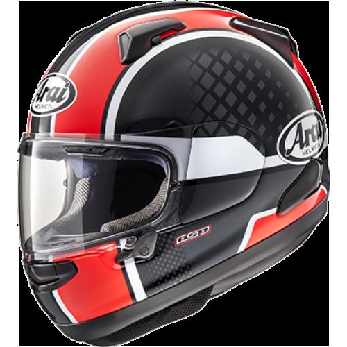 Arai Quantum-X Helmet Takeoff