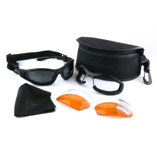 Bobster Raptor II Interchangeable Sunglasses