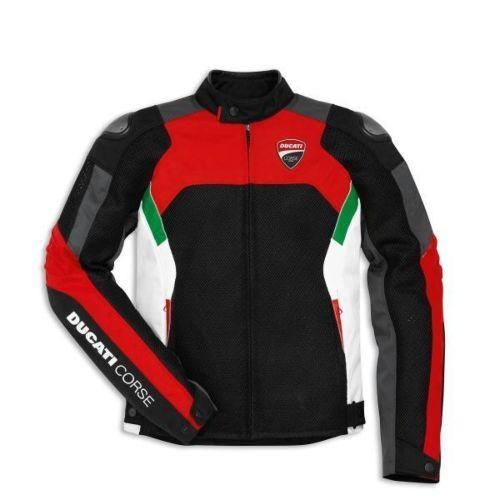 Ducati Corse Summer Mesh Jacket