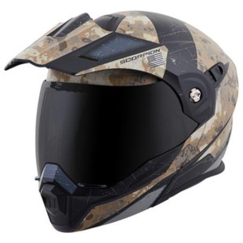 Scorpion EXO-AT950 Battleflage Helmet