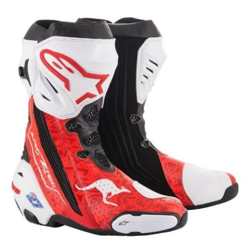 ALPINESTARS LIMITED EDITION STONER SUPERTECH R BOOT