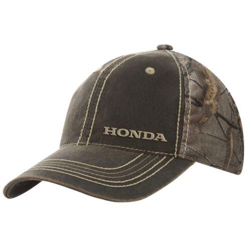 Honda Gear Real Tree Camo Cap