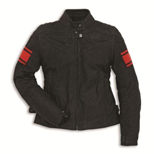 Ducati Classic C2 Women's Leather Jacket