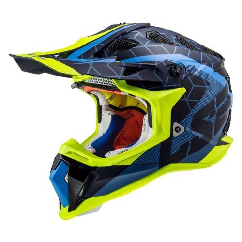 LS2 Subverter Off-Road Helmet Straight