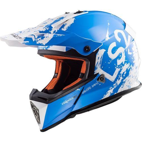 LS2 Fast Off-Road Helmet Spot