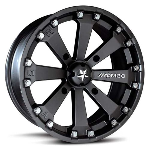 MSA WHEELS M20 Kore Wheel 4/110 - 14x7 - -52 mm