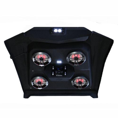 AudioFormz Polaris RZR 1000 Stereo Roof Top