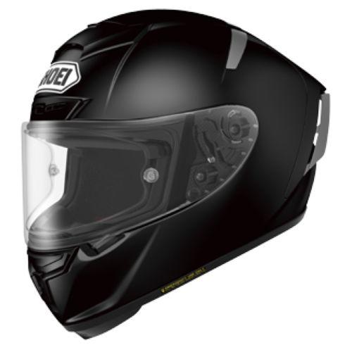 Shoei X-14 Solid Helmet