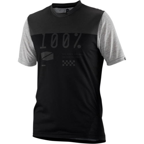 100% Airmatic Short Sleeve Bicycle Jersey