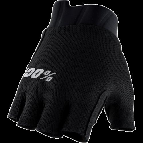 100% Exceeda Gel Short Finger Bicycle Gloves