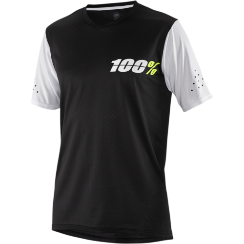 100% Ridecamp Short Sleeve Bicycle Jersey