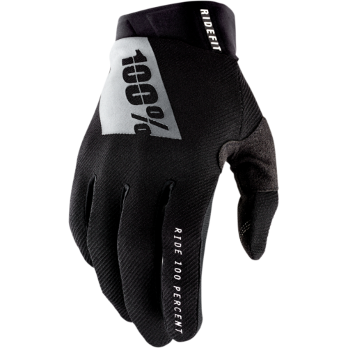 100% Ridefit Bicycle Gloves