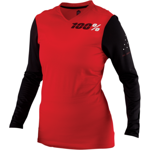 100% Women's Ridecamp Long Sleeve Bicycle Jersey