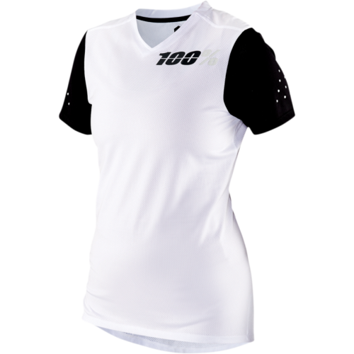 100% Women's Ridecamp Short Sleeve Bicycle Jersey