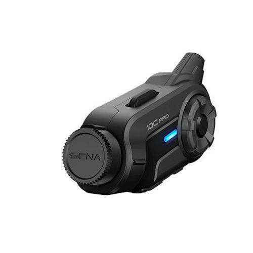 Sena 10C Pro Motorcycle Bluetooth Camera & Communication System