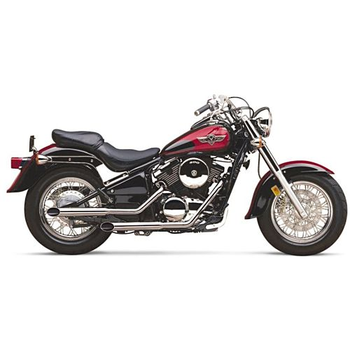 Cobra Classic Slash-Cut Full System Exhaust