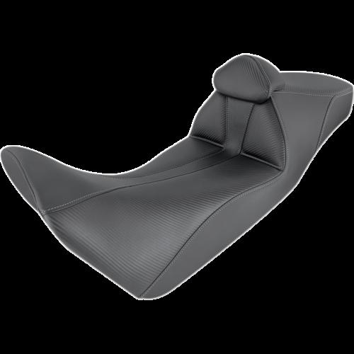Saddlemen Adventure Tour Seat: Low profile w/ lumbar rest (Honda Africa Twin CRF1000 16-20)