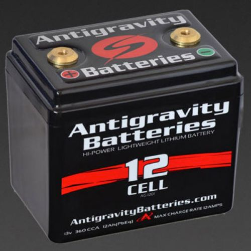 Antigravity Lithium Battery- Small Case Models