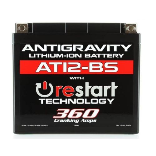 Antigravity AT12-BS RE-START Battery